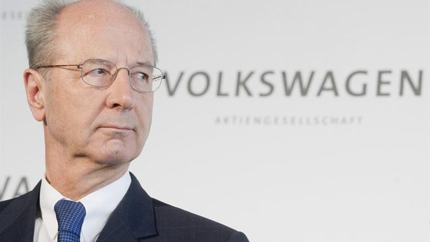 Fiscalía alemana investiga a otro directivo de VW por manipulación de mercado