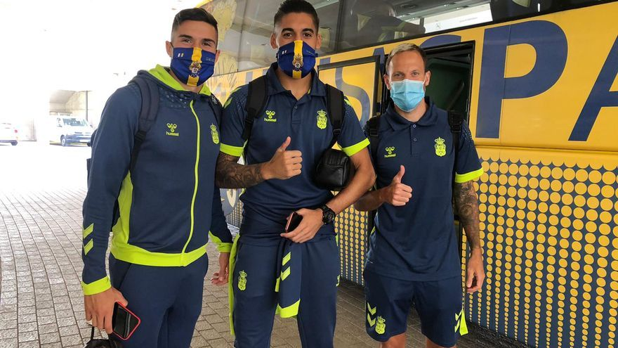 Álvaro Lemos viaja a Albacete pendiente del recurso a su segunda tarjeta