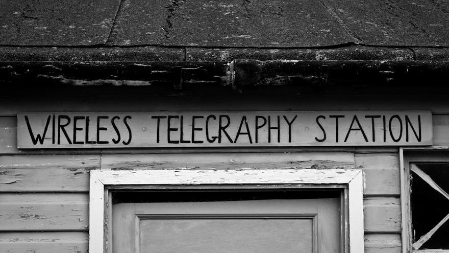 La estación de telégrafo fue una de las razones por las que se escogió aquella finca para alojar descifradores