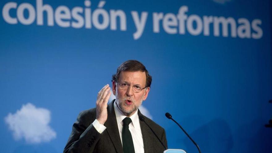Rajoy y varios ministros acudirán a la convención del PPC contra el separatismo