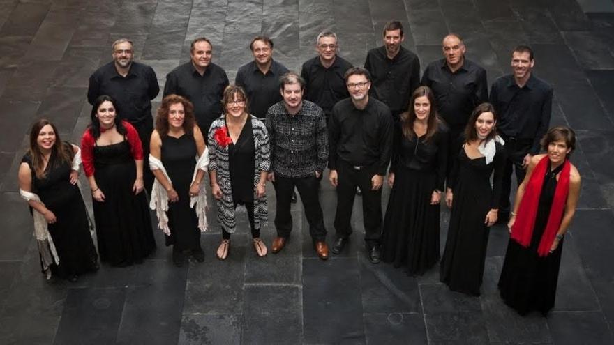 La Capilla Renacentista Michael Navarrus ofrece un concierto este sábado en la Sala de Armas