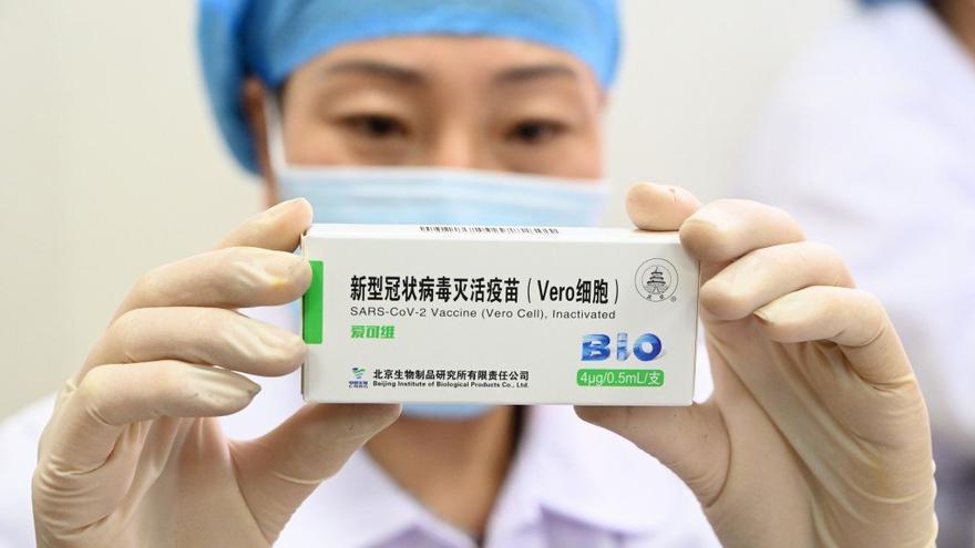 El Gobierno firmó contrato con Sinopharm para la llegada de 3 millones más de dosis de vacunas