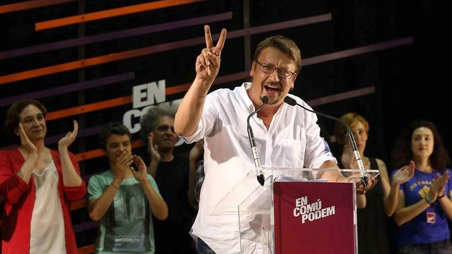 La vía del referéndum de ECP gana a la independentista, que suma el 32%