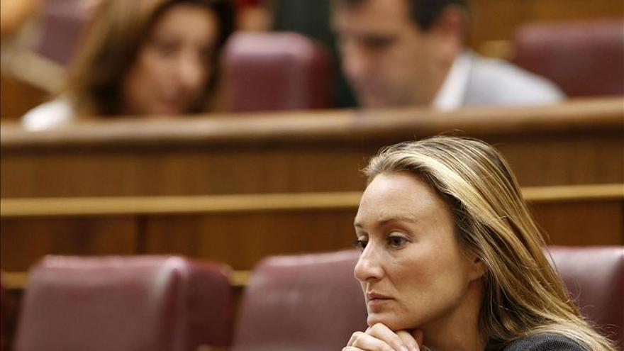 Andrea Fabra firmó pedir el indulto para su padre pese a la directriz del PP