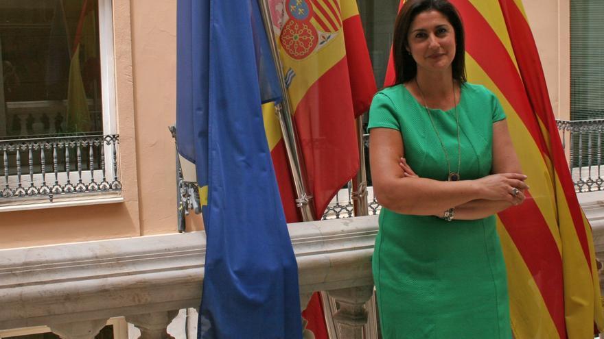 La diputada autonómica socialista Sandra Martín