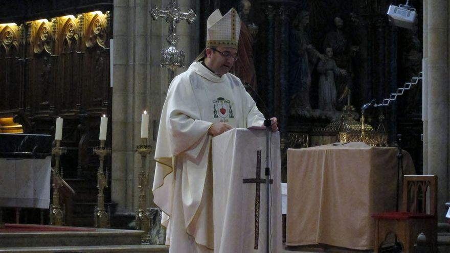 El Obispo de San Sebastián celebrará la misa del Día de Reyes en la prisión de Martutene