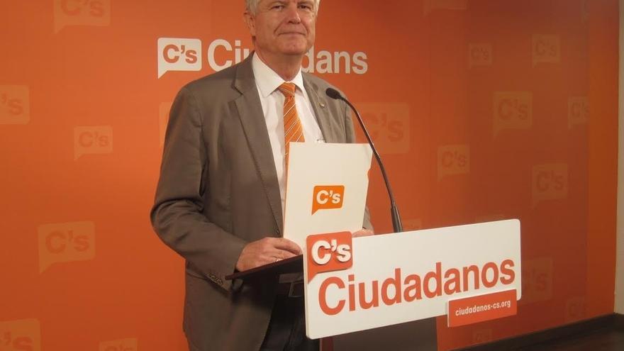 """Ciutadans espera que el Govern se retire de la organización y """"no se requiera actuación policial"""""""