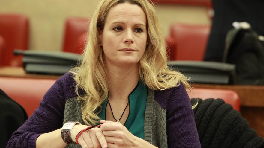 La diputada Zaida Cantera decide mantener su 'no' a Rajoy, pese al Comité Federal