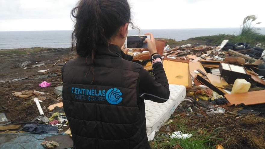 Arranca la campaña Centinelas 2019, que analizará el estado ambiental de la costa de Cantabria