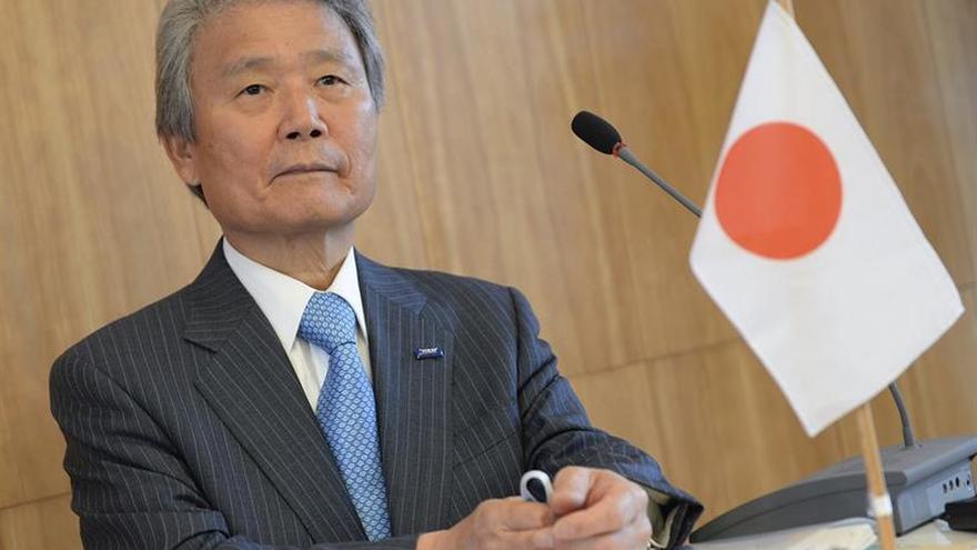 La principal patronal japonesa pide a Trump la pronta ratificación del TPP