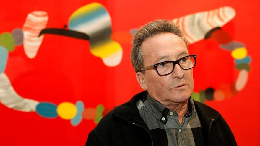 José Manuel Broto, Premio Nacional de Arte Gráfico 2017