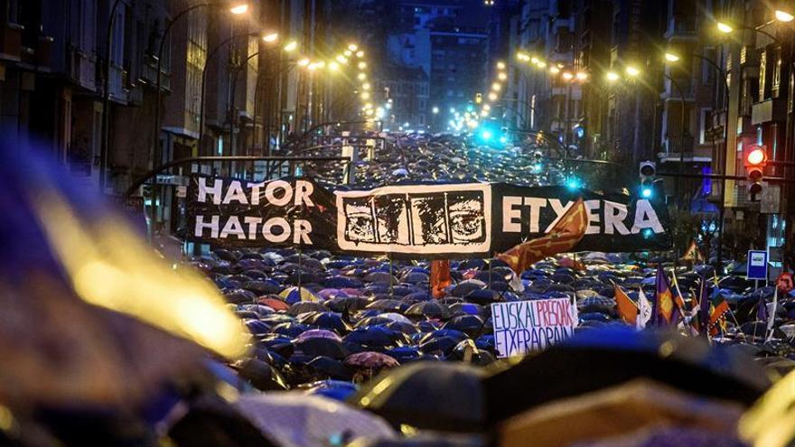 Sare prepara una manifestación por los presos de ETA en octubre en Madrid