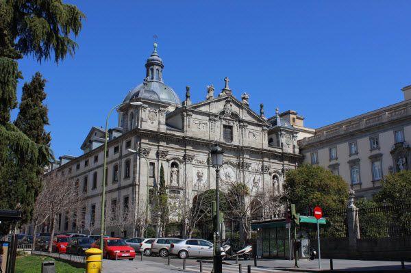 Iglesia de Santa Bárbara | Fotografía: SOMOSCHUECA