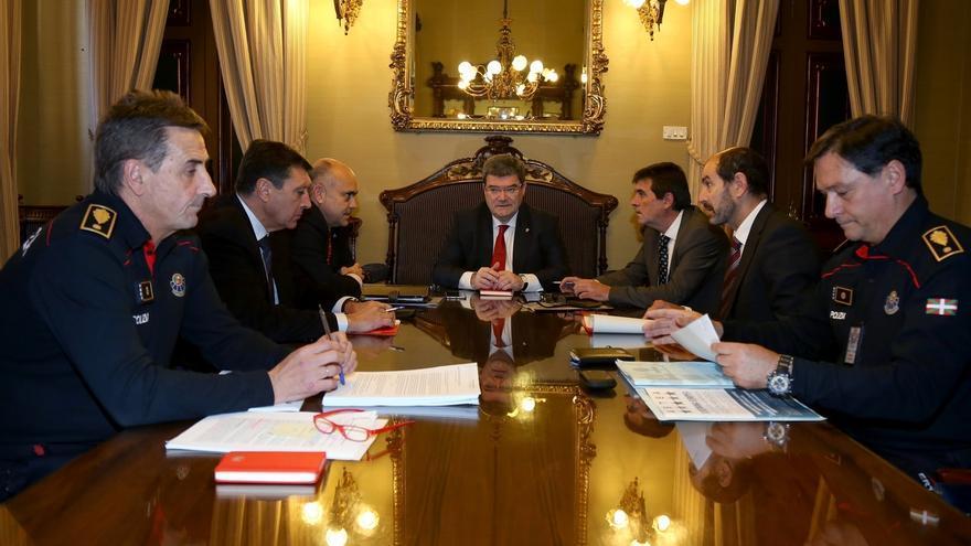 Se pone en marcha la Comisión de Coordinación entre la Policía Municipal de Bilbao y la Ertzaintza