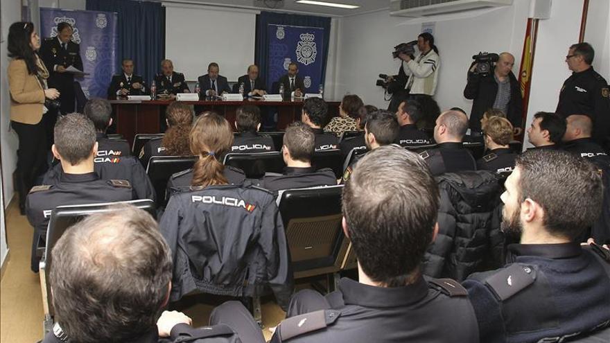 Labrador: la preparación de agentes de la Policía Nacional mejora su eficacia