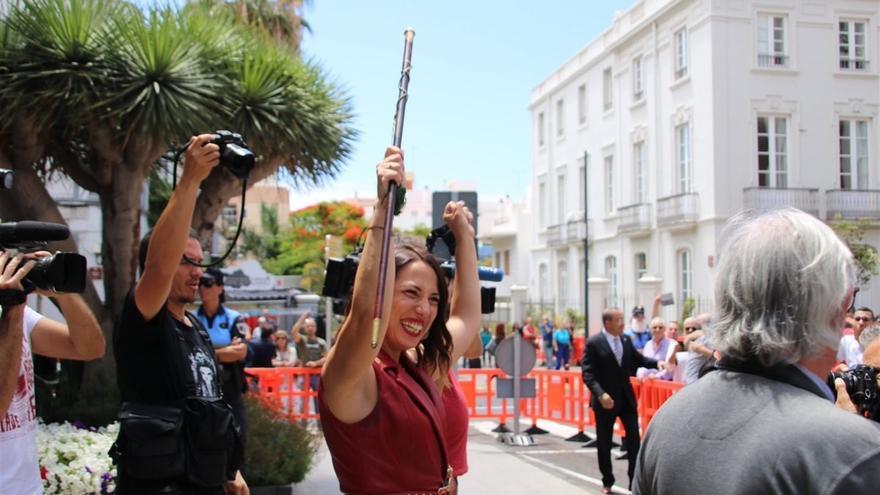 Patricia Hernández, nueva alcaldesa de Santa Cruz de Tenerife
