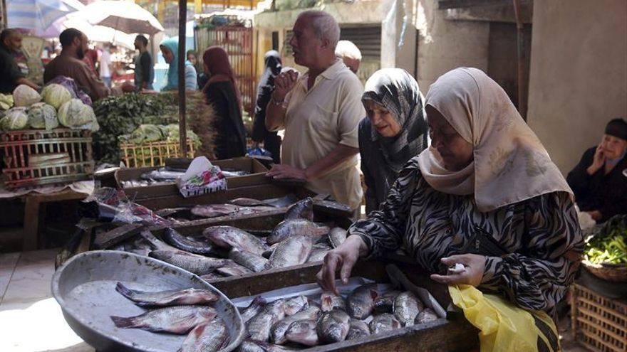 La población de Egipto roza los 95 millones de personas