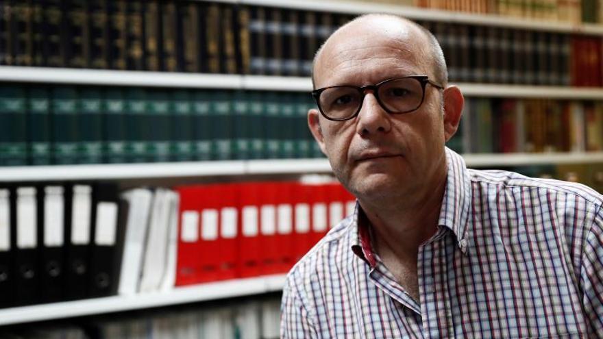 El abogado Jacinto Lara.  