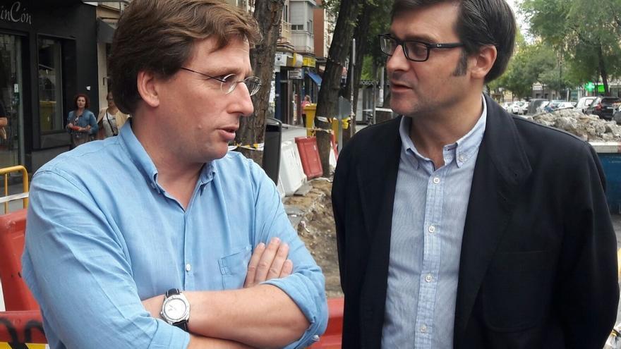 PP desplegará su propia pancarta en homenaje a Miguel Ángel Blanco en Plaza de la Villa de Madrid