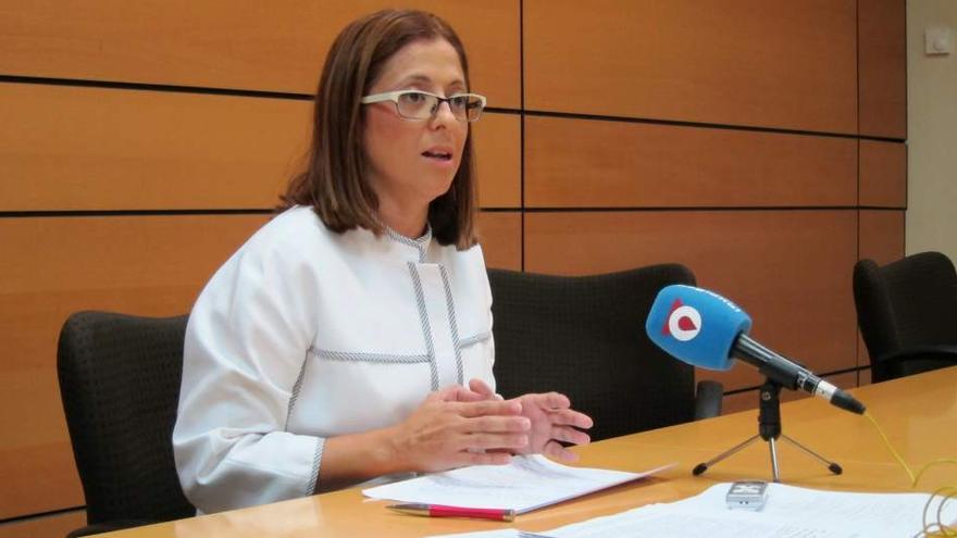 Susana Hernández PSOE Murcia