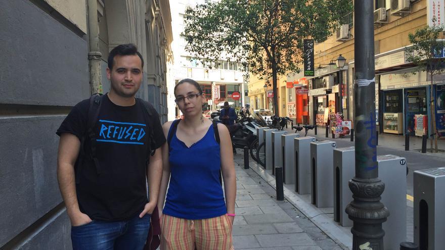 Guillermo y Celia