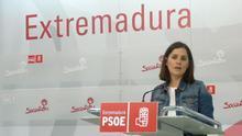 """El PSOE extremeño considera una """"absoluta barbaridad"""" la pregunta de los premios extraordinarios de Bachillerato"""