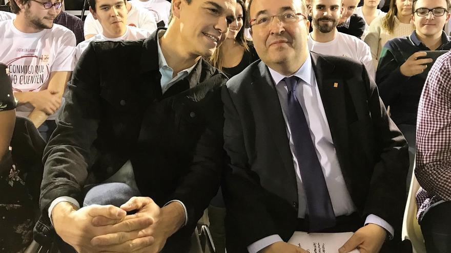 """Iceta: """"El gobierno de Sánchez nos llena de orgullo"""""""