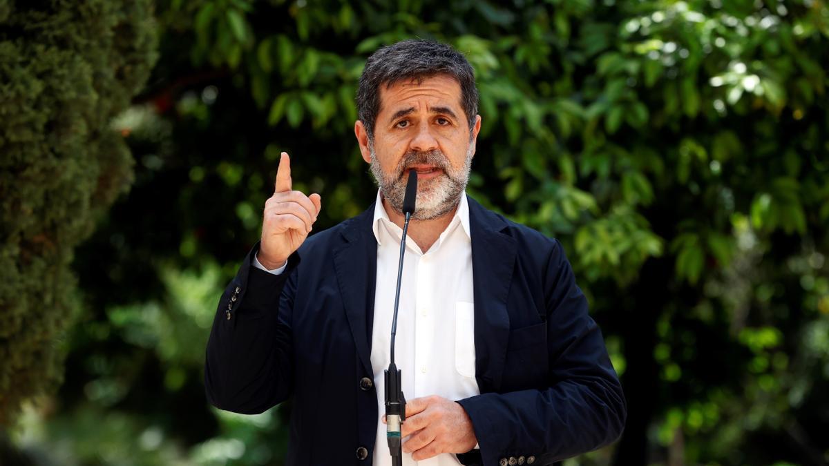 El secretario general de JxCat, Jordi Sanchez. EFE/Quique García/Archivo