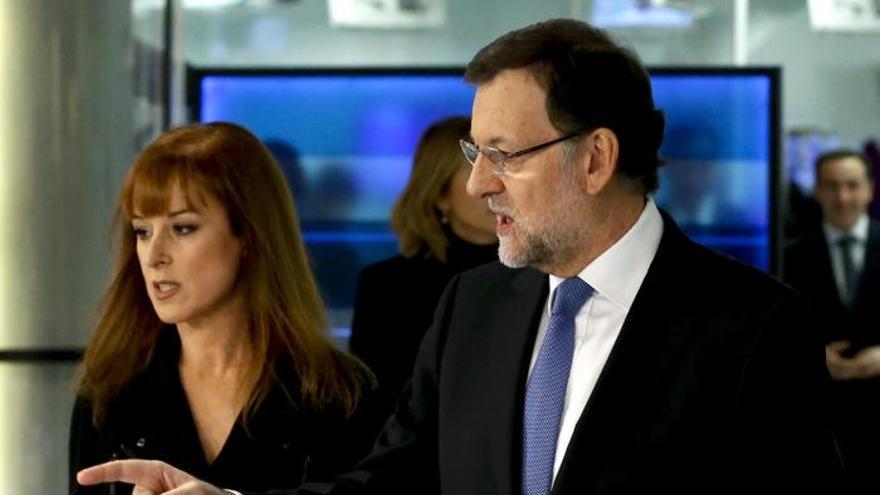 """Rajoy resta importancia a Vox y comenta que """"estas cosas ocurren en democracia"""""""