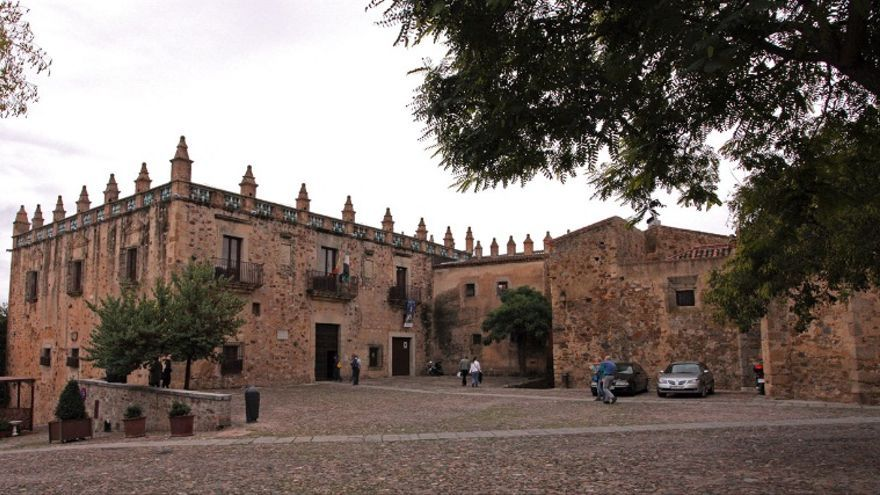Ciudad Monumental con el Museo de Cáceres / http://www.turismoextremadura.com