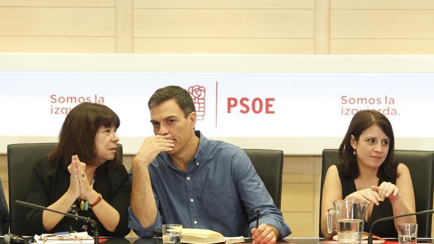 Cristina Narbona y Adriana Lastra participarán en el XIII Congreso del PSOE de Cantabria