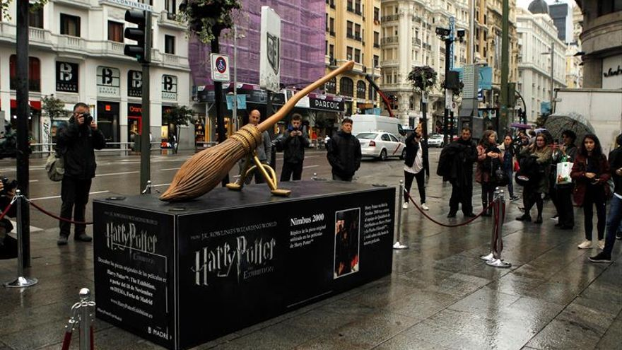 Resultado de imagen de harry potter the exhibition