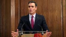 Sánchez sitúa el acuerdo en la voluntad de avanzar sin dejar a nadie atrás