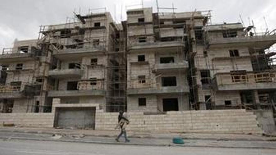 Asentamiento judío en Cisjordania