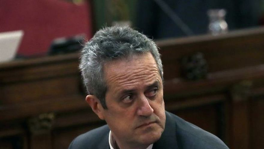 """Forn (PDeCat) ve a Valls (Cs) """"candidato de partidos del 155 y llega Vox"""""""