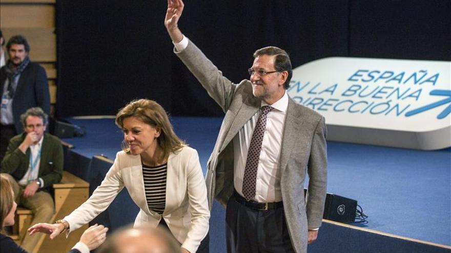 Rajoy clausura hoy la convención del PP exponiendo ejes de la reforma fiscal