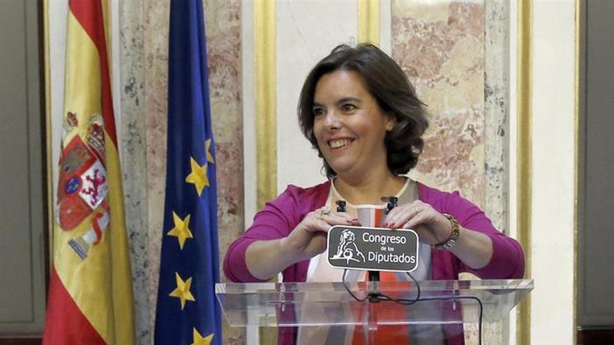 S.Santamaría: Bruselas ha valorado las reformas y el esfuerzo con el déficit