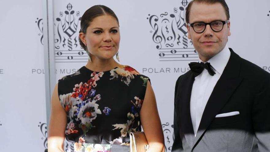 Los princesa heredera sueca inicia una visita de dos días a Alemania