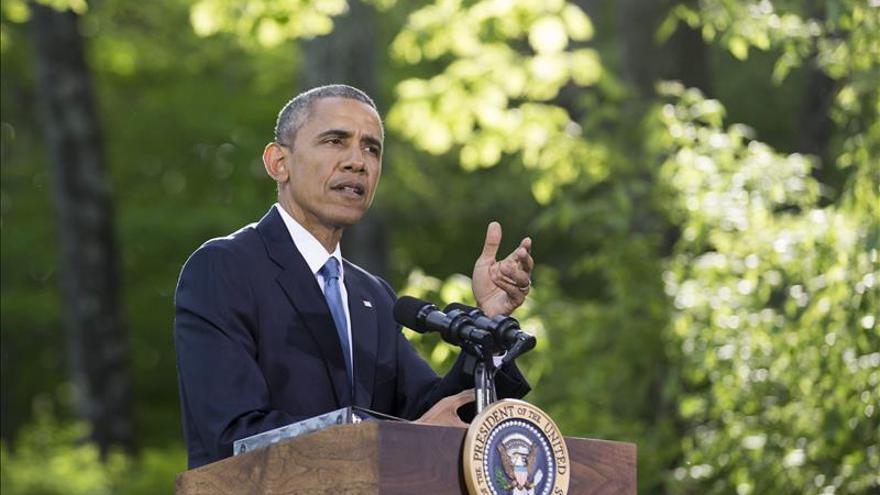 Obama defiende la decisión de perforar en el Ártico ante las críticas de los ecologistas