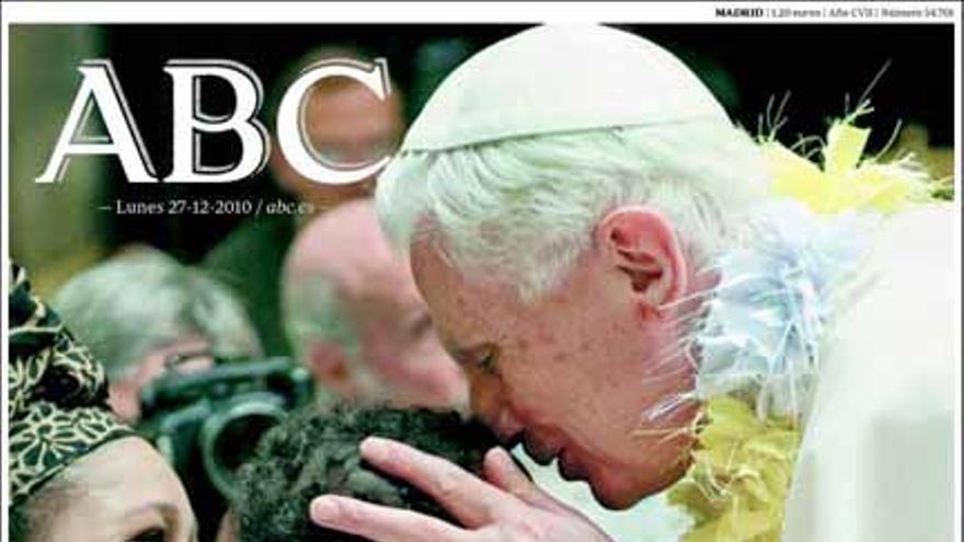 De las portadas del día (27/12/2010) #1