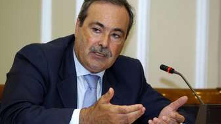 José Alcaraz, en una imagen de archivo.