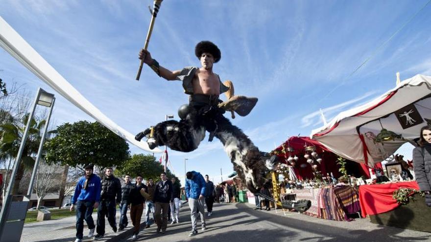 Córdoba viaja a su pasado como capital de la Bética con el I Mercado Romano