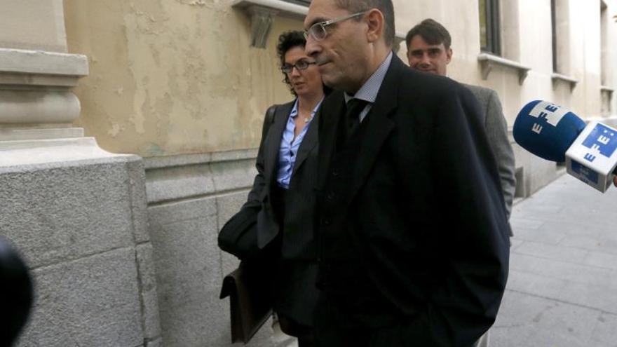El TSJM abre juicio oral a Silva por prevaricar en la investigación a Blesa