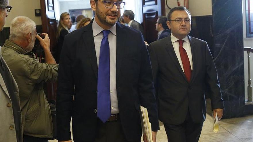 Hernando envía una carta a sus diputados prohibiendo la libertad de voto