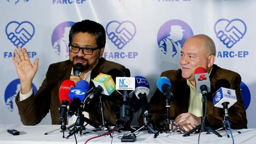Las FARC, el nuevo jugador de la política colombiana