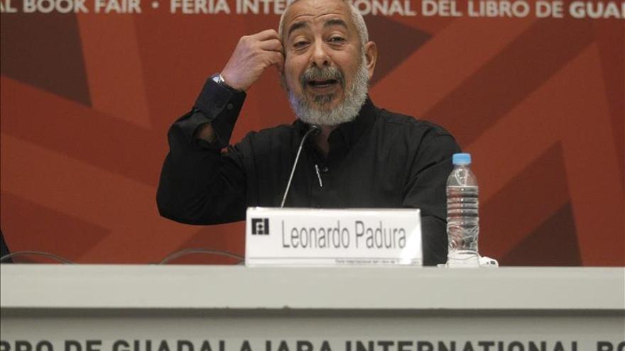 Padura: La precariedad salarial ha afectado la creación literaria en Cuba