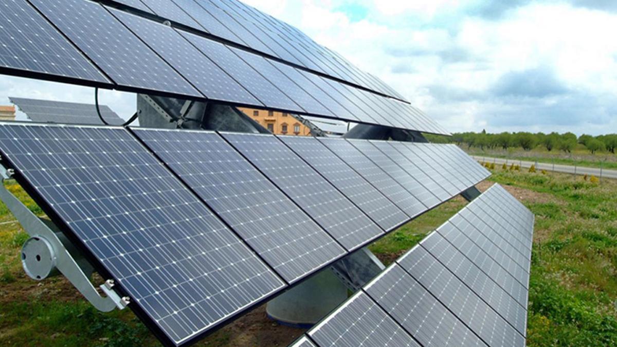 Planta fotovoltaica en Manzanares