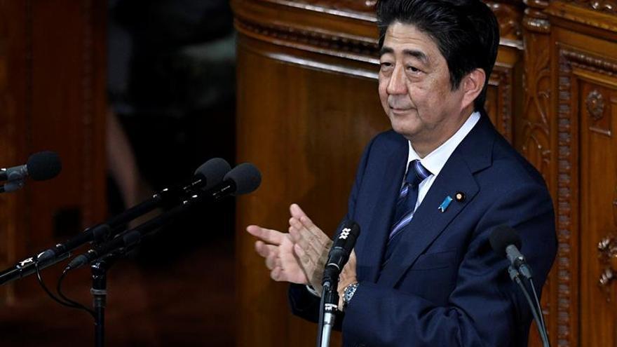 Abe apuesta por aprobar el TPP en el Parlamento nipón antes de que acabe 2016