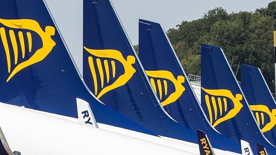 Ryanair quiere negociar con los sindicatos de varios países europeos un convenio colectivo