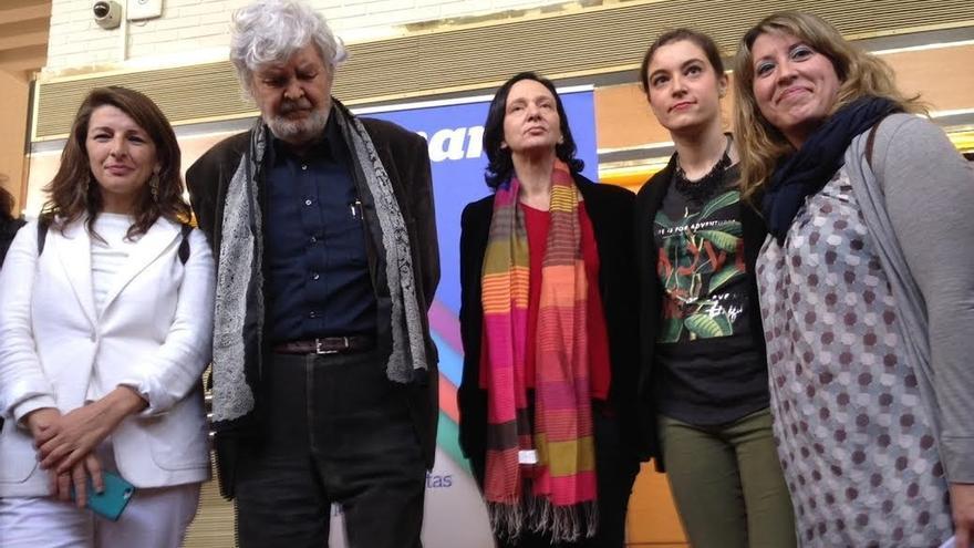 """En Marea emplazará a PSdeG y BNG a """"abrir una mesa por el cambio político"""" para """"echar al PPdeG"""""""